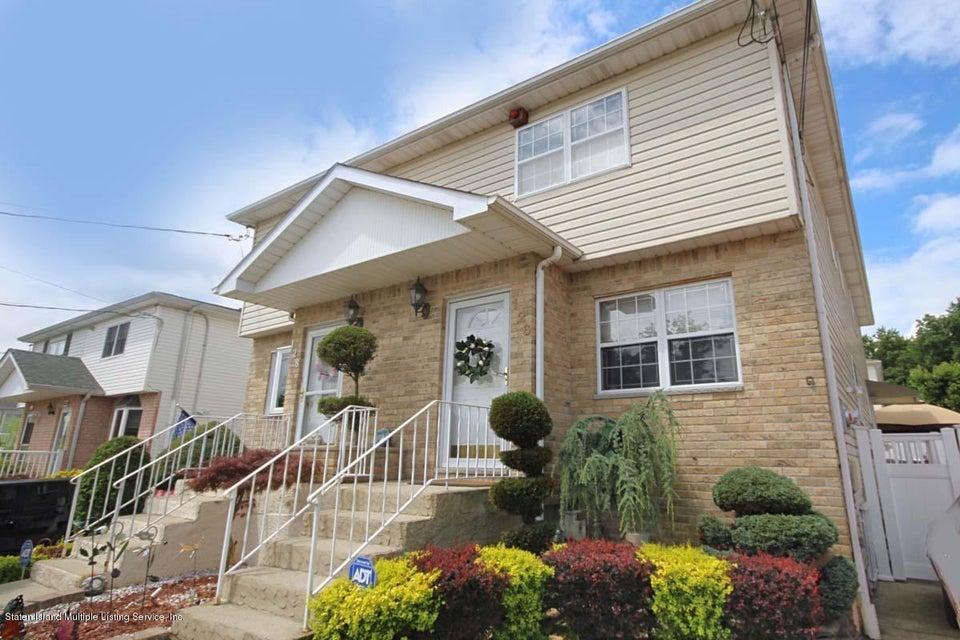 Single Family - Semi-Attached in Eltingville - 126 Lovelace Avenue  Staten Island, NY 10312
