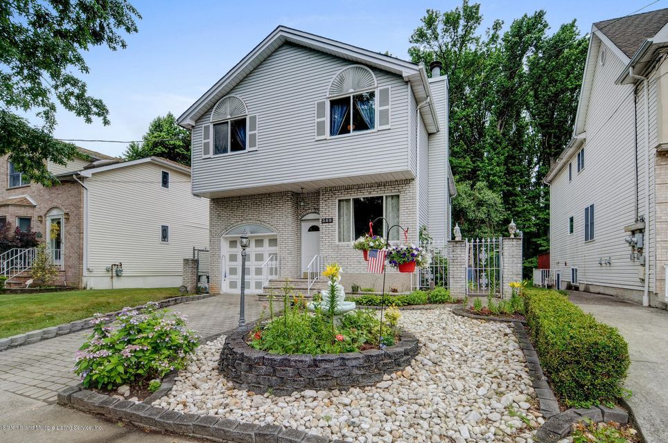 Single Family - Detached 369 Kinghorn Street  Staten Island, NY 10312, MLS-1120493-34