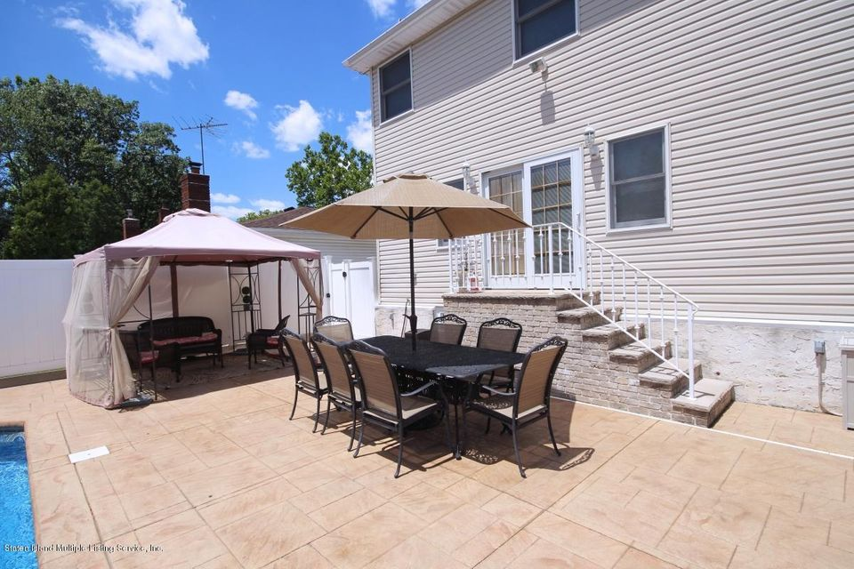 Single Family - Detached 176 Wolverine Street  Staten Island, NY 10306, MLS-1120572-29