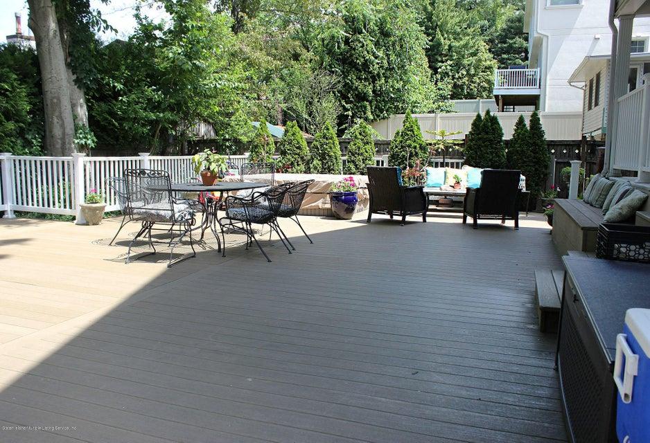 Single Family - Detached 158 Ridge Avenue  Staten Island, NY 10304, MLS-1120537-26