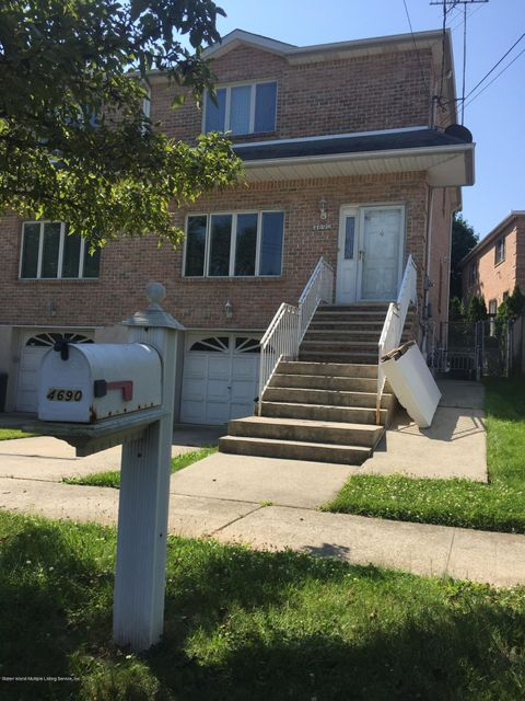 Single Family - Semi-Attached 4690 Amboy Road  Staten Island, NY 10312, MLS-1120750-17
