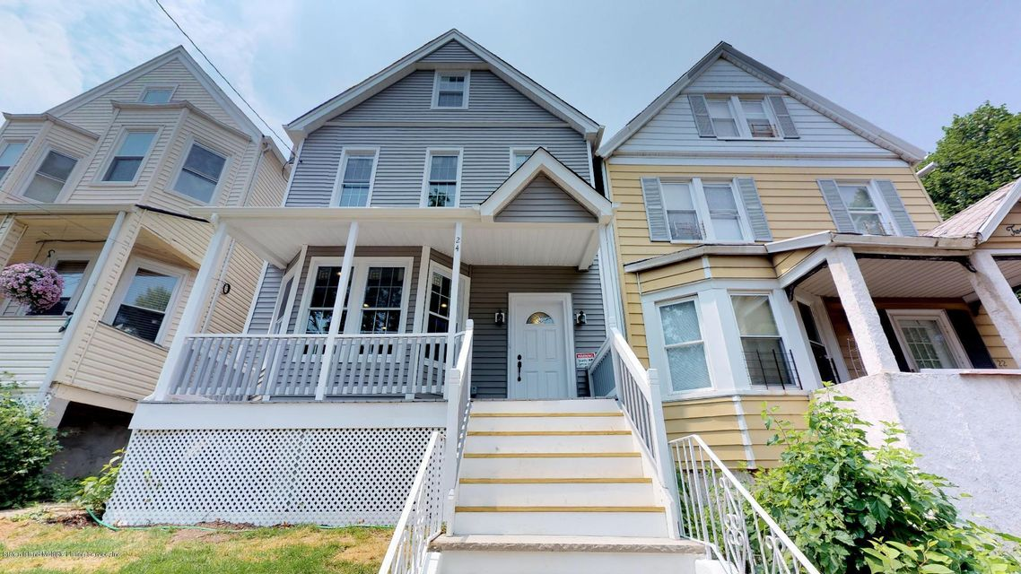 Single Family - Detached in Stapleton - 24 Brewster Street  Staten Island, NY 10304