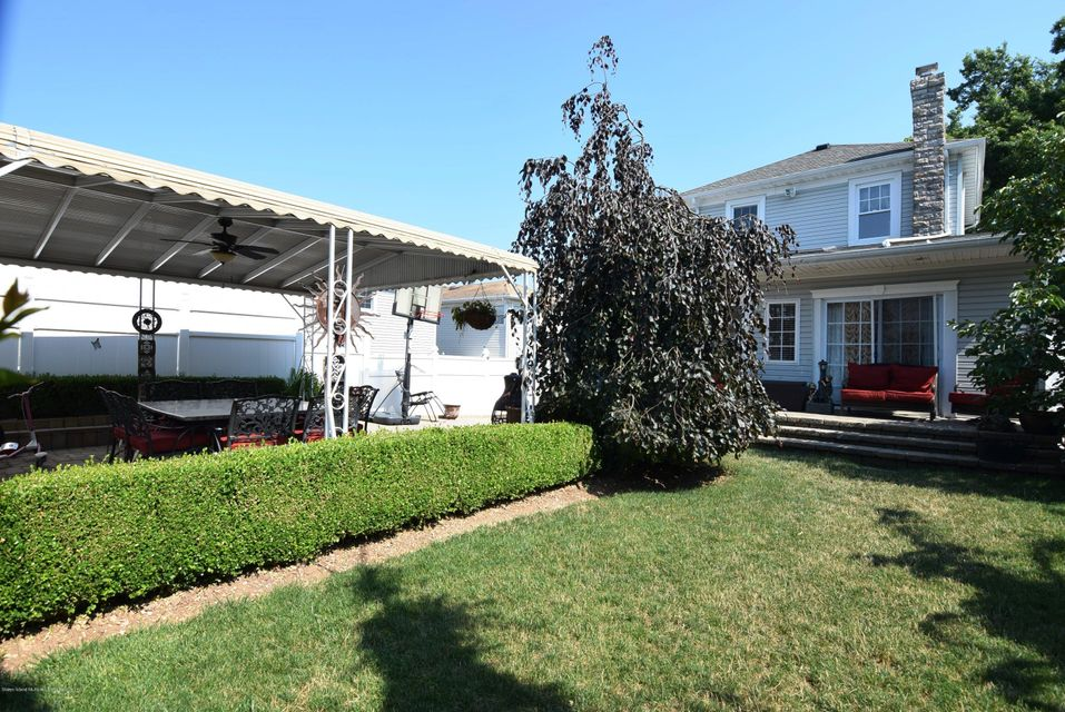 Single Family - Detached 593 Rensselaer Avenue  Staten Island, NY 10312, MLS-1120877-30