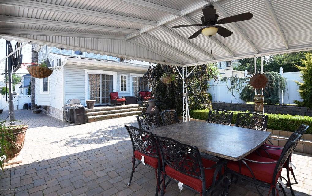 Single Family - Detached 593 Rensselaer Avenue  Staten Island, NY 10312, MLS-1120877-32