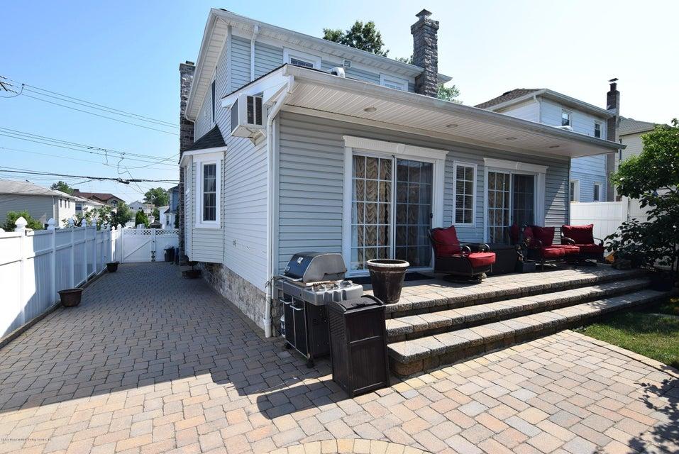 Single Family - Detached 593 Rensselaer Avenue  Staten Island, NY 10312, MLS-1120877-34