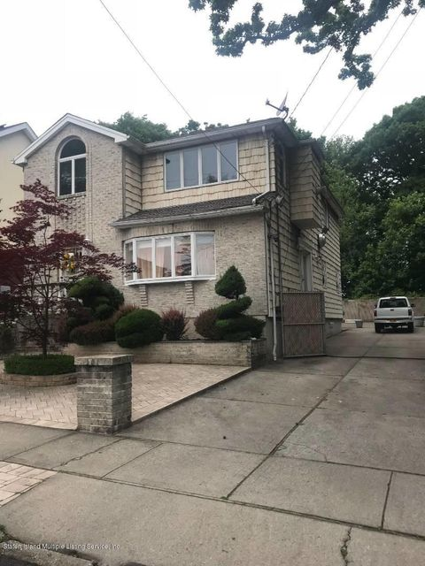 Single Family - Detached 55 Leslie Avenue  Staten Island, NY 10305, MLS-1120914-2