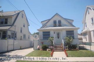 Single Family - Detached 178 Dickie Avenue  Staten Island, NY 10314, MLS-1120944-2