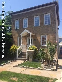 Two Family - Detached in South Beach - 61 Appleby Avenue  Staten Island, NY 10305