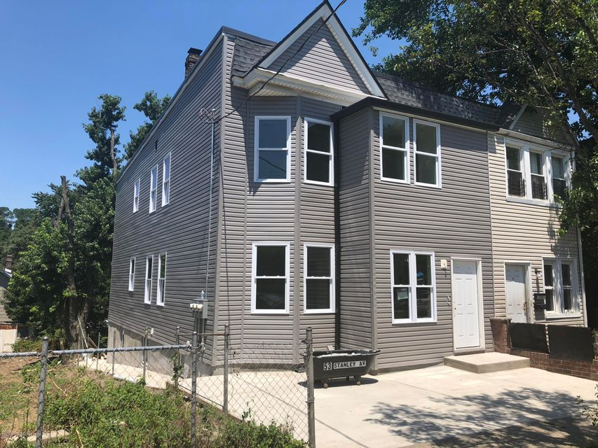 Two Family - Semi-Attached in Port Richmond - 53 Stanley Avenue  Staten Island, NY 10301