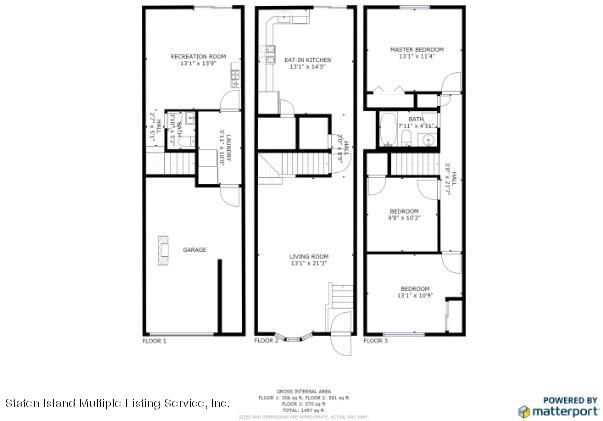 Single Family - Attached 493 Medina Street  Staten Island, NY 10306, MLS-1120765-20