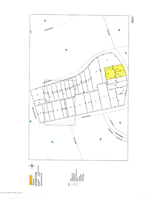 Land/Lots in New Brighton - 0 Park Place  Staten Island, NY 10301