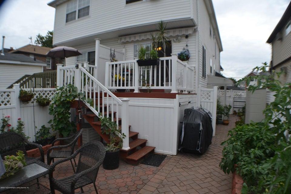 Single Family - Semi-Attached 28 Vulcan Street  Staten Island, NY 10305, MLS-1121333-8
