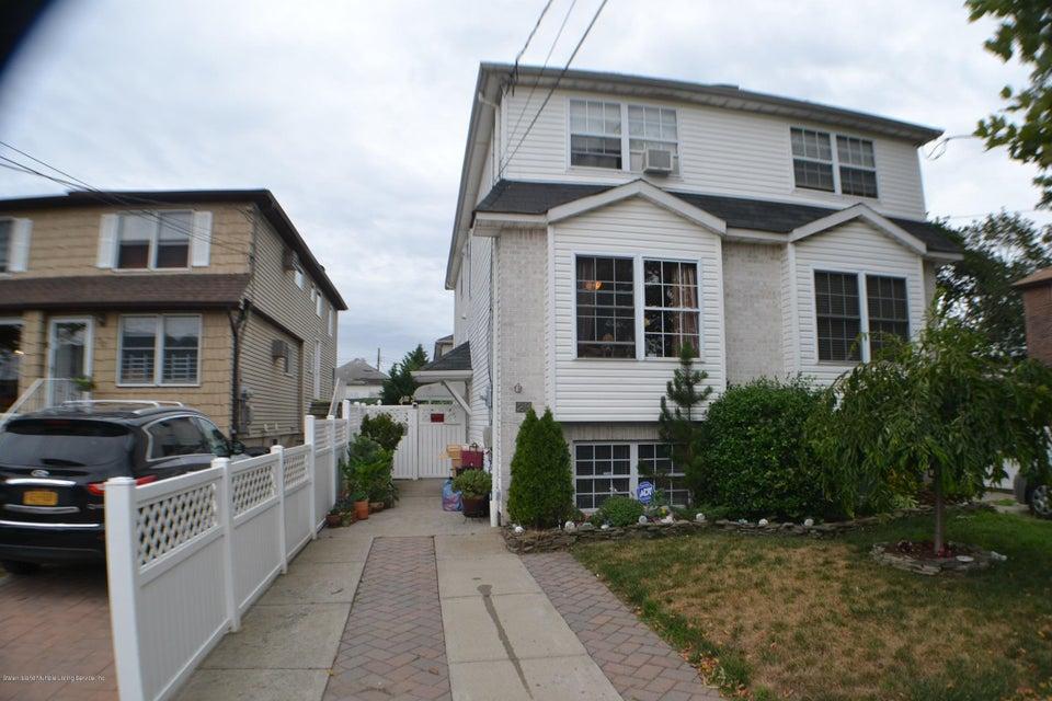 Single Family - Semi-Attached 28 Vulcan Street  Staten Island, NY 10305, MLS-1121333-12