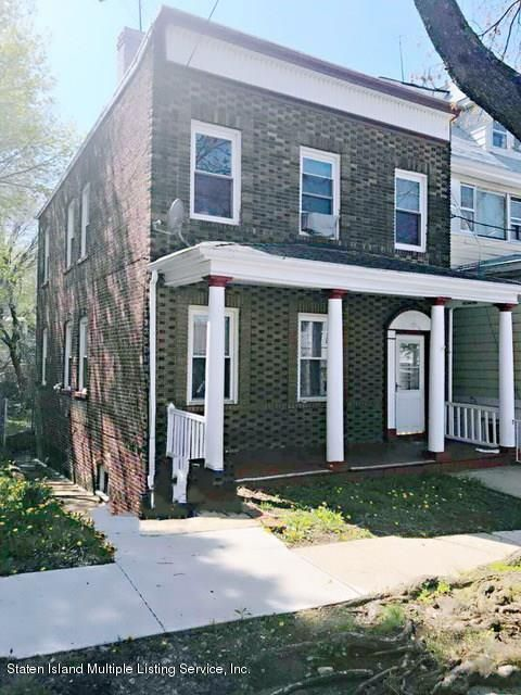 Two Family - Detached 272 Glen Avenue  Staten Island, NY 10301, MLS-1121386-2
