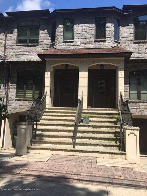 Single Family - Semi-Attached 349 Arbutus Avenue  Staten Island, NY 10312, MLS-1121438-2