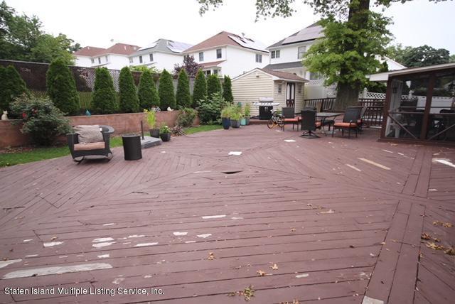 Single Family - Detached 345 George Street  Staten Island, NY 10307, MLS-1121518-15