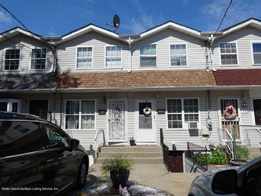Single Family - Attached in Elm Park - 332 Pulaski Avenue  Staten Island, NY 10303