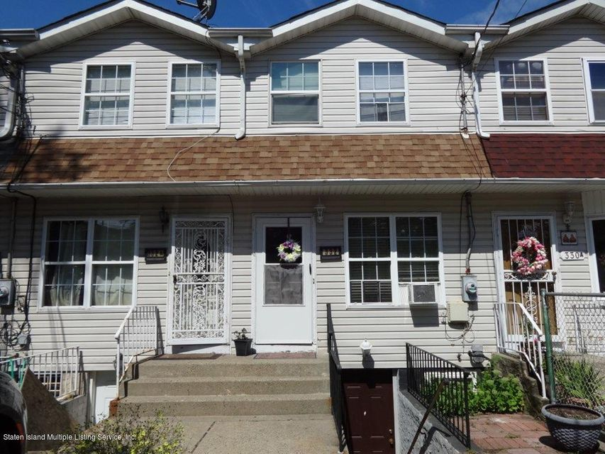 Single Family - Attached 332 Pulaski Avenue  Staten Island, NY 10303, MLS-1121533-2