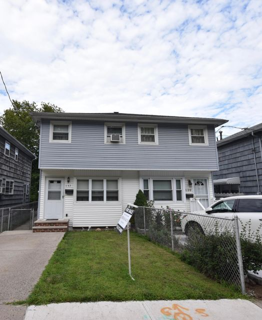 Single Family - Semi-Attached in South Beach - 137 Lamport Boulevard  Staten Island, NY 10305