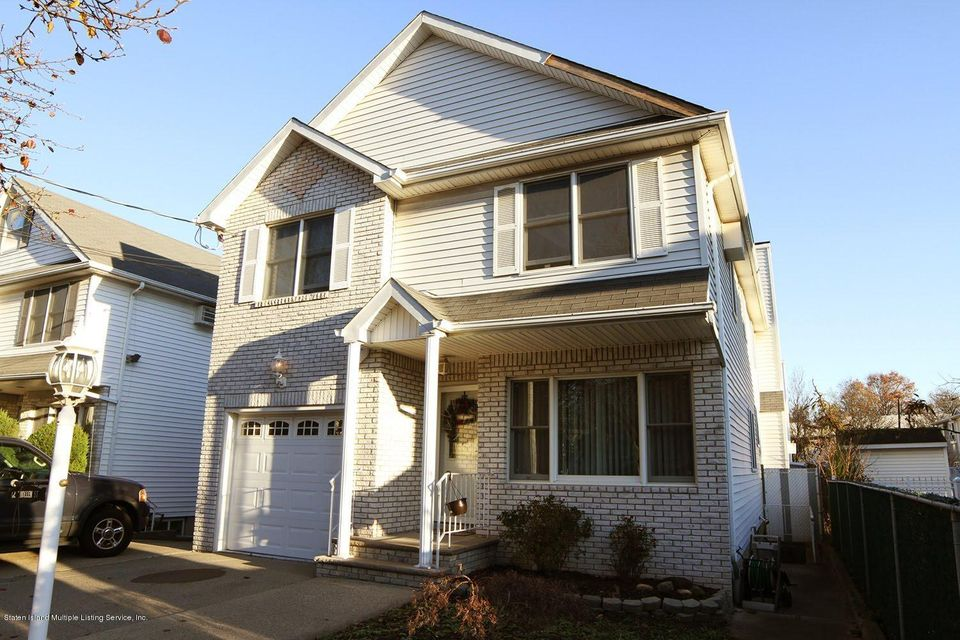 Two Family - Detached in Bay Terrace - 42 Thollen Street  Staten Island, NY 10306