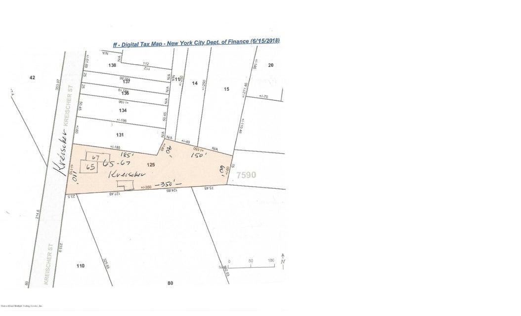 Non-Conforming 65 Kreischer Street  Staten Island, NY 10309, MLS-1121712-4