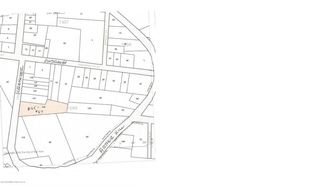 Non-Conforming 65 Kreischer Street  Staten Island, NY 10309, MLS-1121712-5