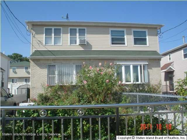 Single Family - Semi-Attached in Concord - 204 Mosel Avenue  Staten Island, NY 10304