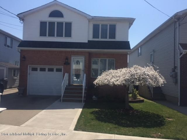 Two Family - Detached in Rossville - 250 Mcbaine Avenue  Staten Island, NY 10309
