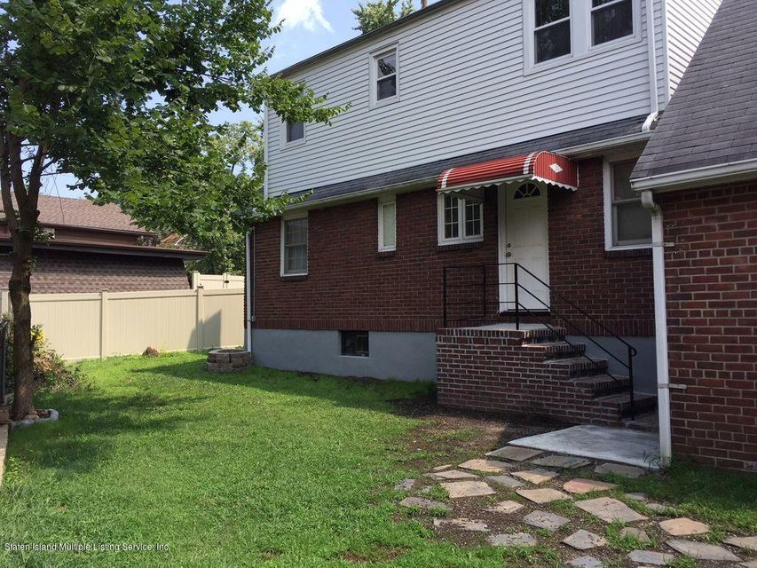 Two Family - Detached 125 Beverly Avenue  Staten Island, NY 10301, MLS-1122037-39