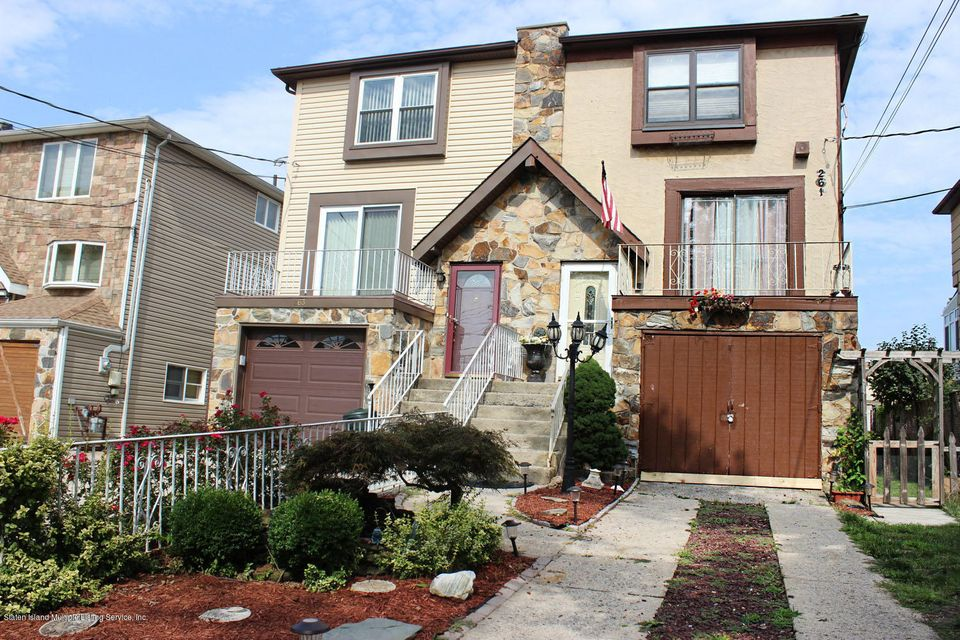 Single Family - Semi-Attached in Annadale - 261 Grantwood Avenue   Staten Island, NY 10312