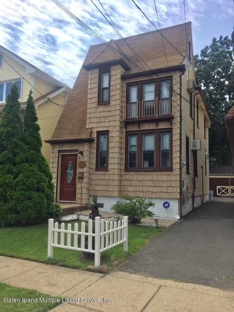 Single Family - Detached in Westerleigh - 246 Dubois Avenue  Staten Island, NY 10310
