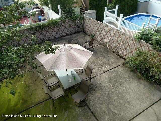 Two Family - Semi-Attached 60 Longdale Street  Staten Island, NY 10314, MLS-1122175-48