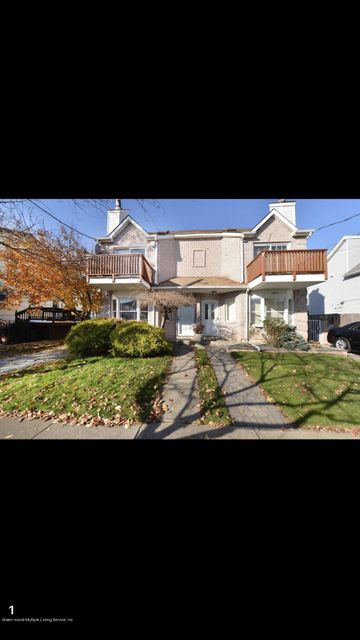 Single Family - Attached in S.E. Annadale - 9 Oceanview Ave   Staten Island, NY 10312