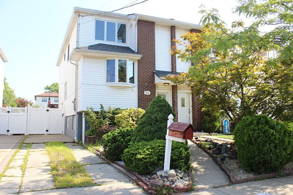 Single Family - Semi-Attached 253 Slater Boulevard  Staten Island, NY 10305, MLS-1117873-3
