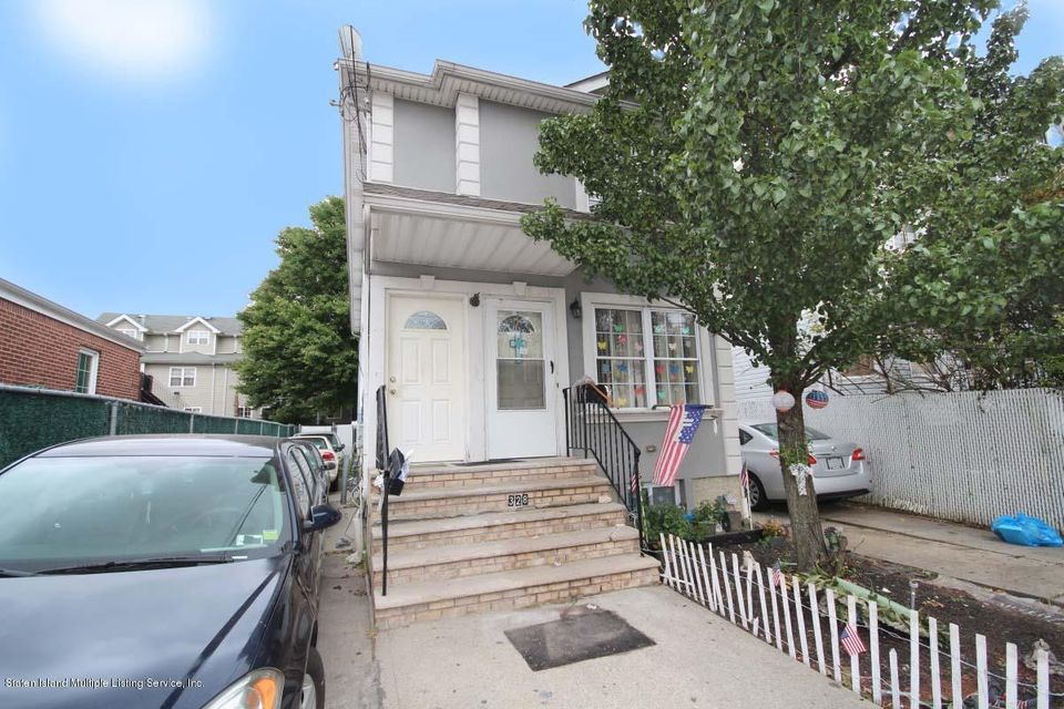 Two Family - Detached in West Brighton - 328 Broadway   Staten Island, NY 10310