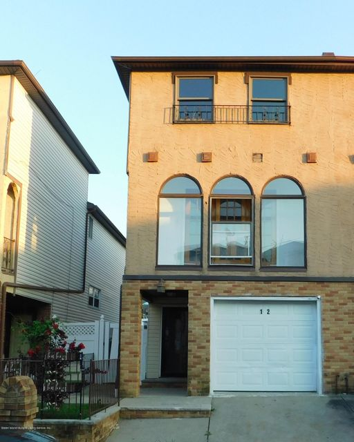 Single Family - Semi-Attached in Huguenot - 12 Ebey Lane  Staten Island, NY 10312