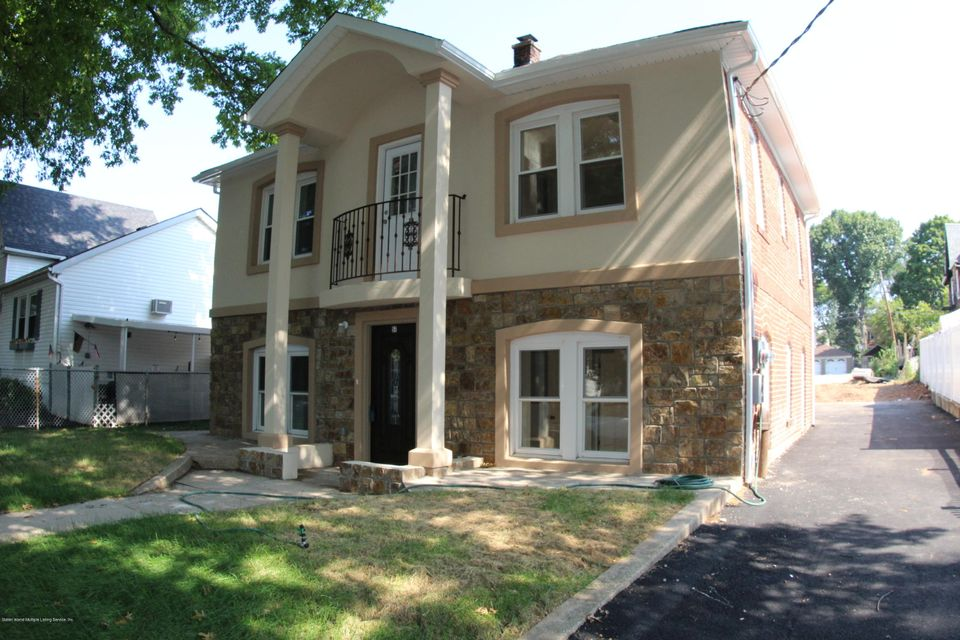 Two Family - Detached in Dongan Hills-Above Hylan - 57 Newberry Avenue  Staten Island, NY 10304