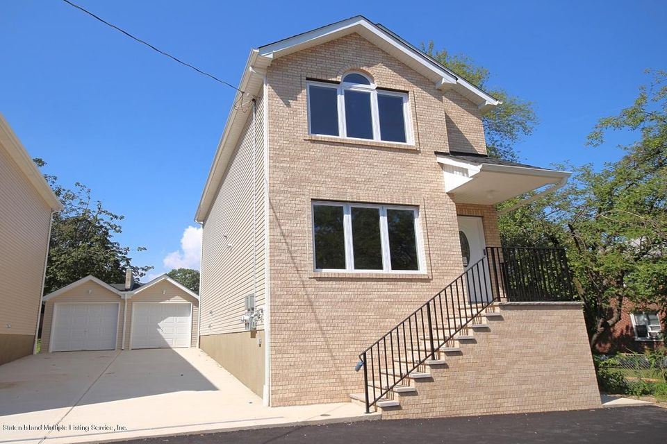 Two Family - Detached in Snug Harbor - 130 Bard Avenue  Staten Island, NY 10310