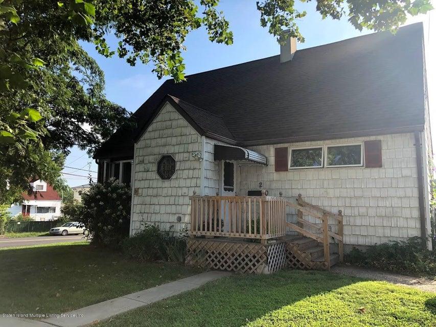 Single Family - Detached 207 Fanning Street  Staten Island, NY 10314, MLS-1122522-21