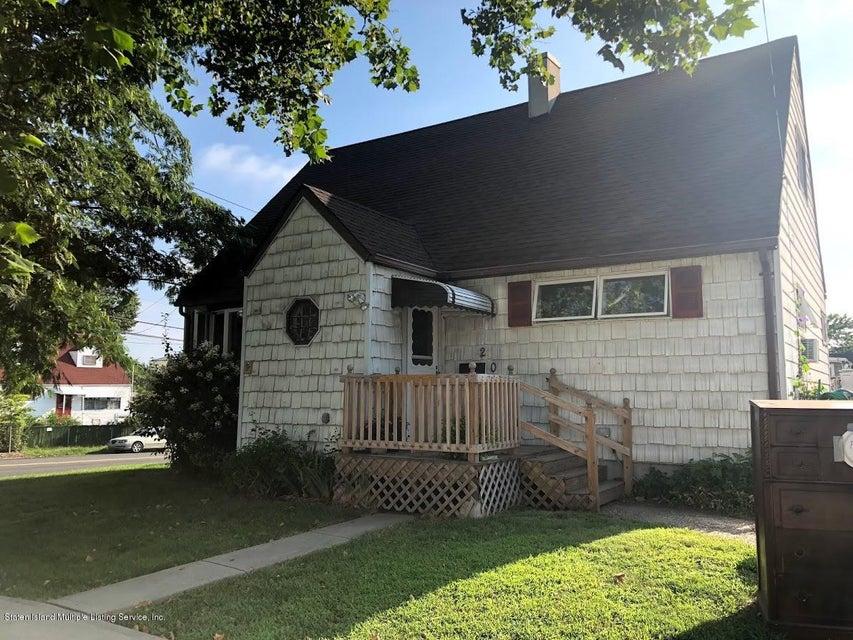 Single Family - Detached 207 Fanning Street  Staten Island, NY 10314, MLS-1122522-29
