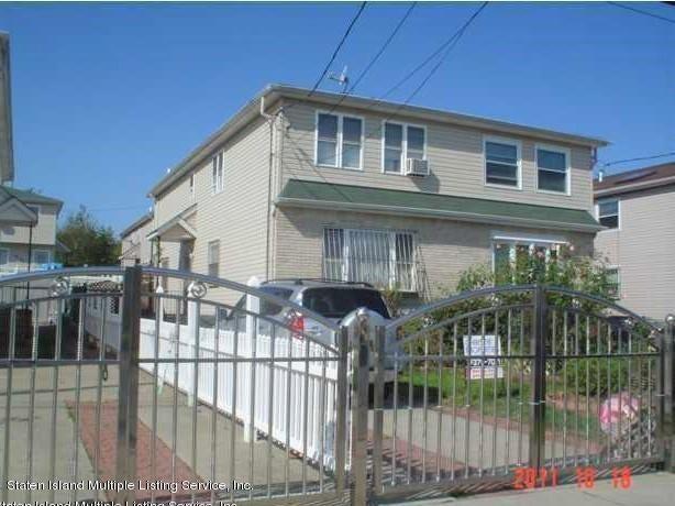 Single Family - Semi-Attached 204 Mosel Avenue  Staten Island, NY 10304, MLS-1121822-2