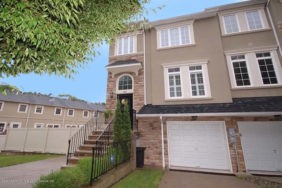 Two Family - Attached in Annadale - 160 Presentation Circle  Staten Island, NY 10312
