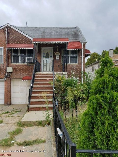 Two Family - Semi-Attached in Canarsie - 9908 Avenue L   Brooklyn, NY 11236