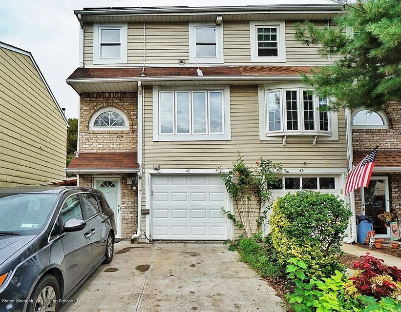 Single Family - Attached in Bulls Head - 45 Leigh Avenue  Staten Island, NY 10314