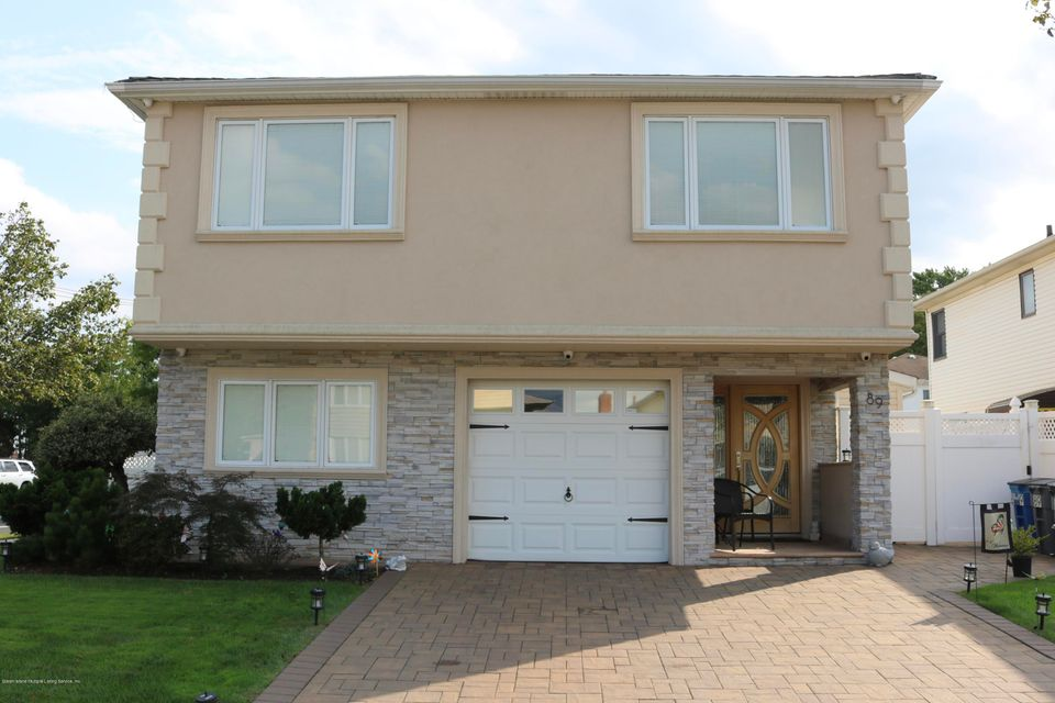 Two Family - Detached in Bulls Head - 89 Dawson Circle  Staten Island, NY 10314