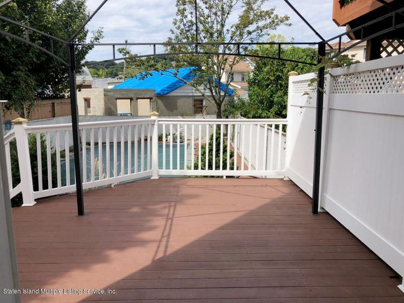 Single Family - Semi-Attached 1053 Fingerboard Road  Staten Island, NY 10304, MLS-1122959-17