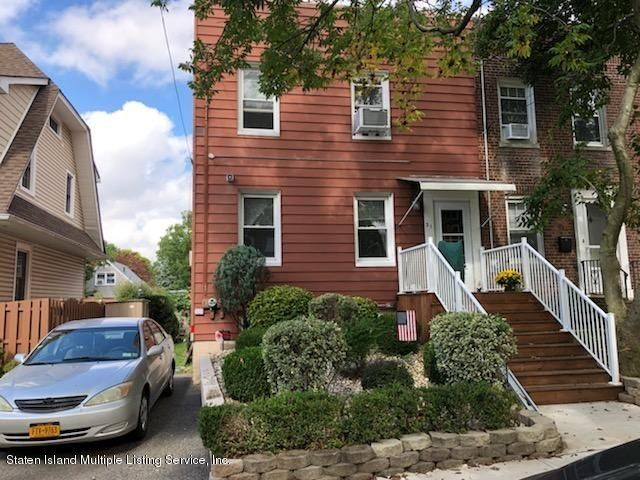 Two Family - Semi-Attached 31 Coale Avenue  Staten Island, NY 10314, MLS-1123386-2