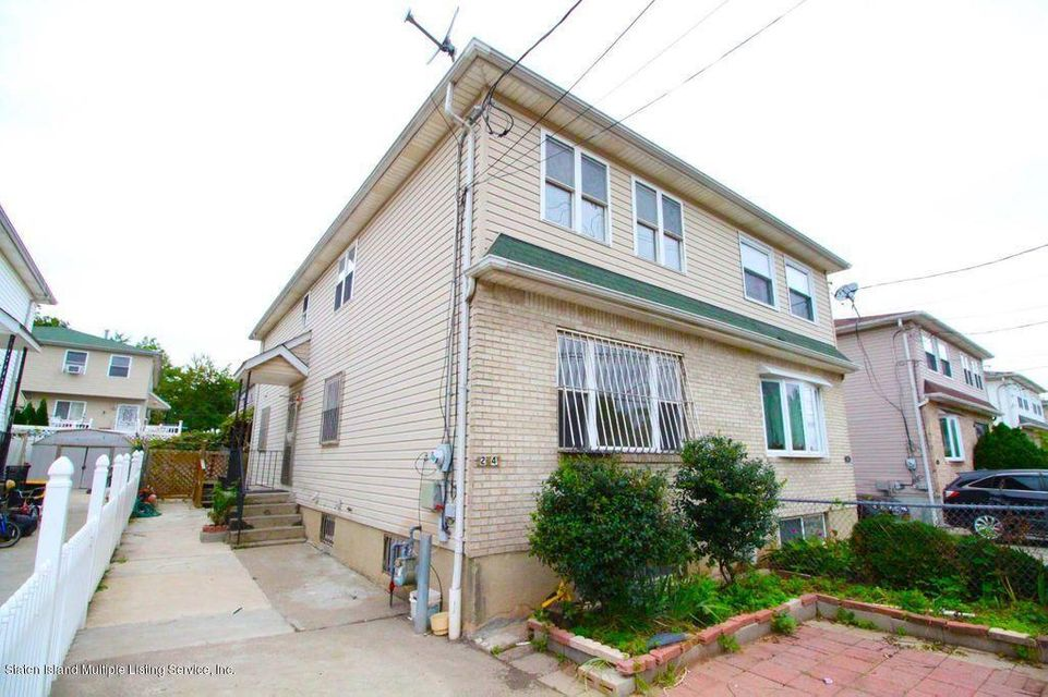 Single Family - Semi-Attached 204 Mosel Avenue  Staten Island, NY 10304, MLS-1121822-2