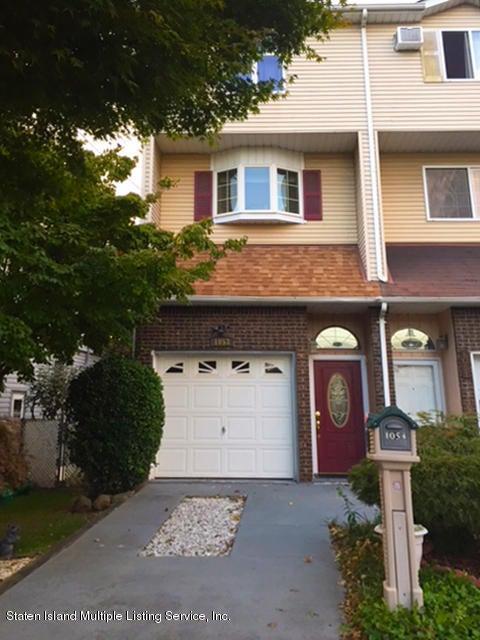 Single Family - Semi-Attached in Grasmere - 1053 Fingerboard Road  Staten Island, NY 10304