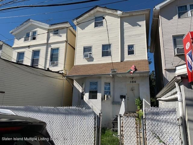 Two Family - Detached in Stapleton - 386 Bay Street  Staten Island, NY 10301